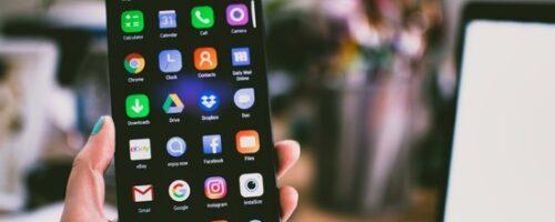 Uso del móvil de empresa durante la situación de IT.